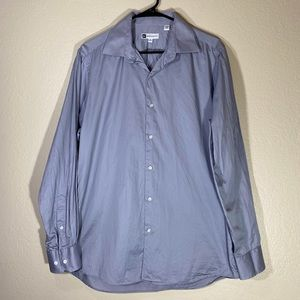 Men's Button Down Shirt Lightweight Dress Casual